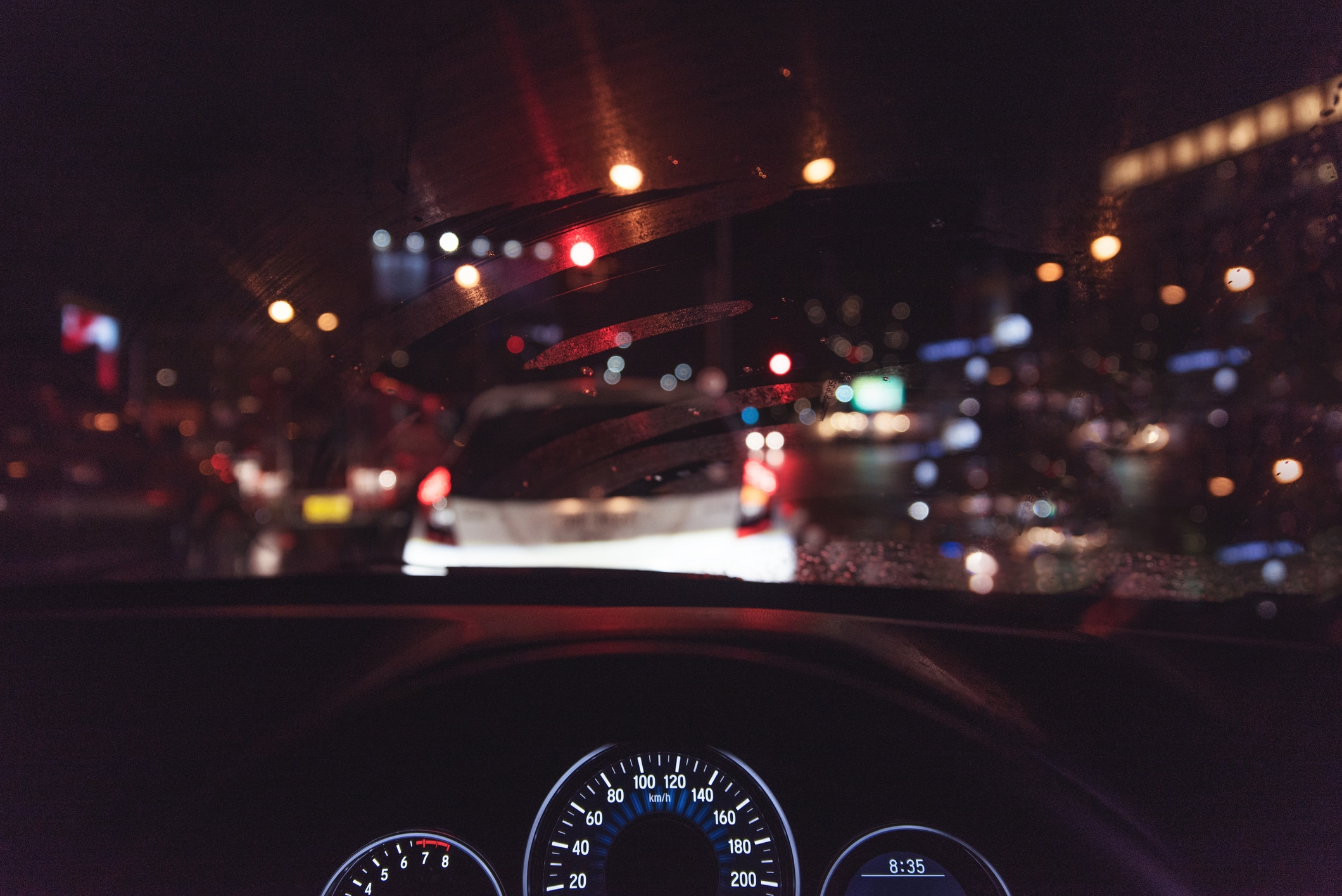 Top 3 Causes of Night Driving Accidents - Law Offices of Larry H. Parker