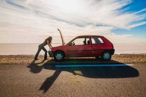 What to Do if Your Brakes Malfunction While Driving