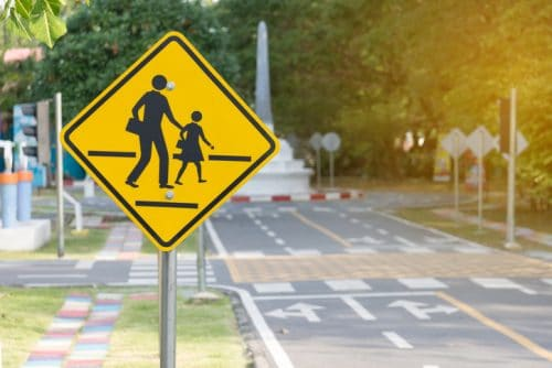 6 Common Causes of Pedestrian Accidents in California