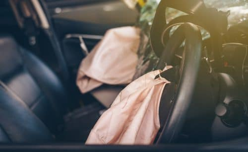Can Auto Manufacturers Be Held Responsible When Airbags Cause Death