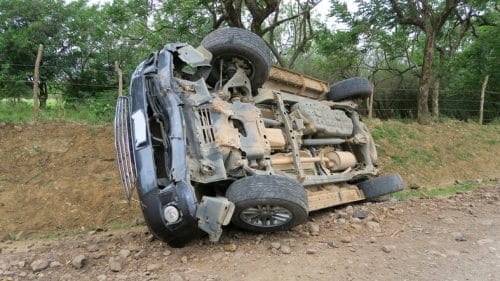 Essential Tips to Help Reduce Your Chances of an SUV Rollover Crash