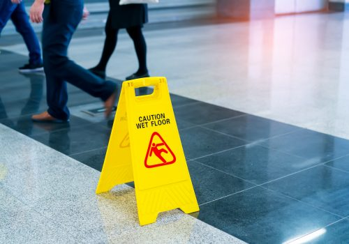 Should You File a Lawsuit After Your Slip and Fall Accident in California?