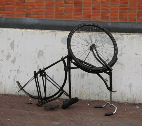 You May Be Able to Recover Damages if You Cannot Use Your Bike After a Bike Accident