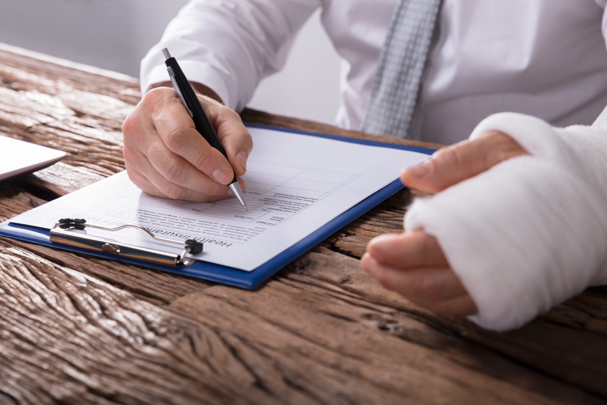 The Personal Injury Claim Process and Potential Outcomes