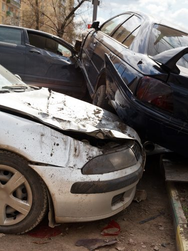 You Need an Experienced Attorney to Prove Fault in a Multi-Car Accident