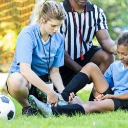 Essential Steps to Take if Your Child is Injured Playing Sports
