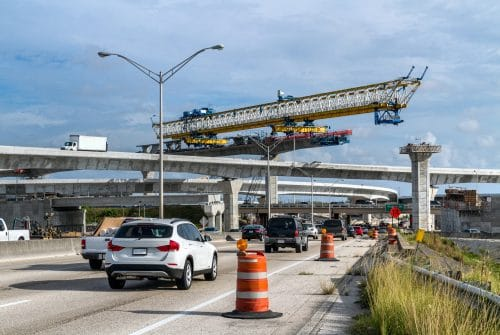Car Accidents in Construction Zones Are Dangerous for Drivers and Workers Alike