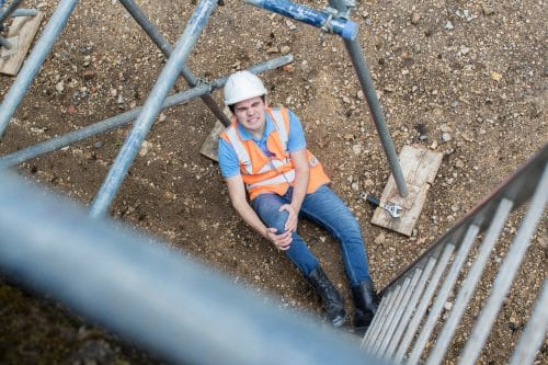 The Many Risks Involved in Working on a Construction Site