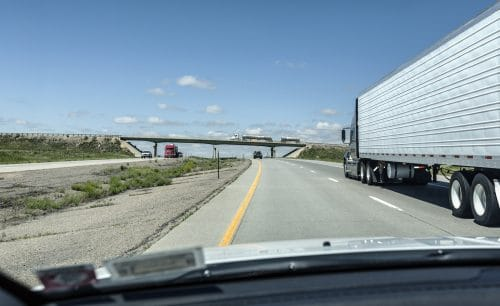 Learn What to Avoid in Order to Drive More Safely Around Big Rig Trucks