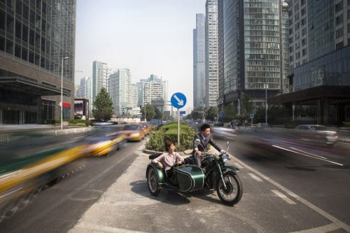 Motorcyclists Are in Particular Danger of Left-Turning Vehicles: Learn How They Can Stay Safer