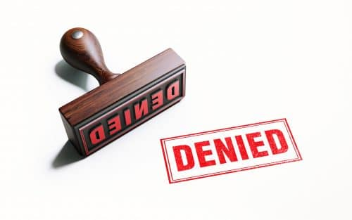5 of the Most Common Reasons a Person is Denied Social Security Benefits