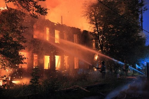 Landlords Can Be Held Liable When Apartment Building Fires Cause Damage and Take Lives