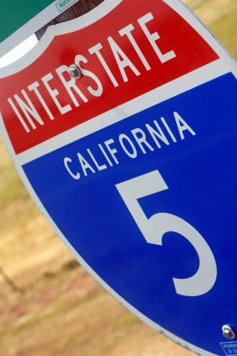 New Study Shows Summer's Most Dangerous Highway is Located in California