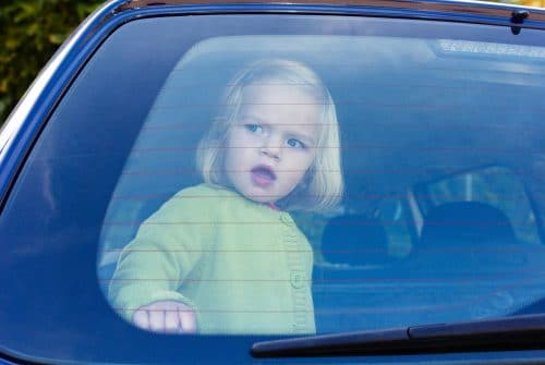 There is Technology That Could Prevent Child Fatalities Caused by Being Left in Hot Car: Should It Be Standard on All New Cars?