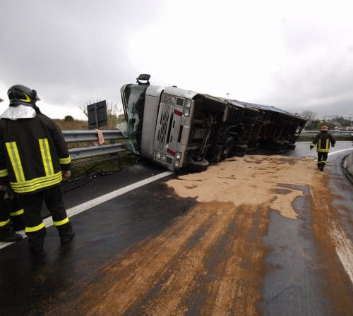 Learn Why Semi-Truck Accidents So Often Involve the Big Rig Rolling Over