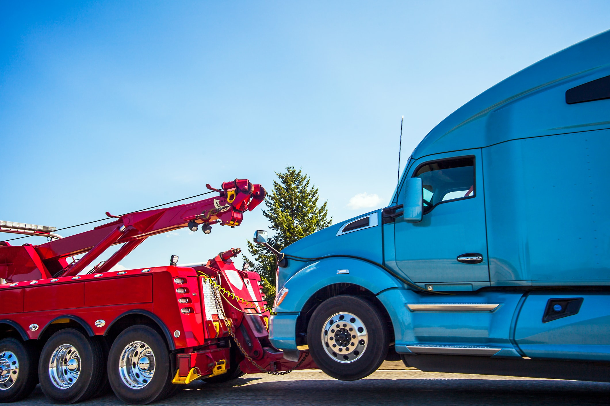 Learn How Fault is Determined in California Truck Accidents