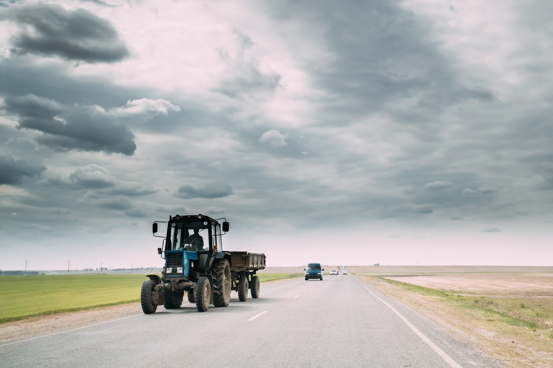 What to Do When You Are Involved in an Accident with a Tractor or Other Piece of Farm Equipment
