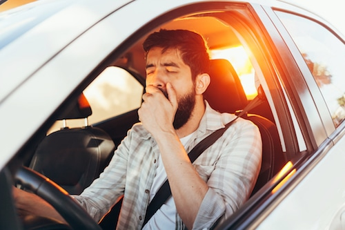 Drowsy Drivers Can Turn into Deadly Drivers: Learn How This Upward Trend Can Be Decreased