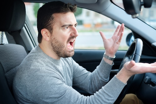 Learn the Best Ways to Respond to Aggressive Drivers or Speeding Drivers