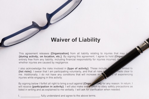 Get Answers to Your Commonly Asked Questions About Liability Waivers and Their Limits