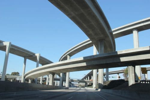 Learn Why Freeway Ramps Are So Often the Location of Big Rig Truck Accidents in California