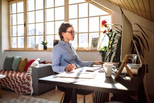 Are You Covered by Workers' Compensation Benefits When You Are Working from Home?