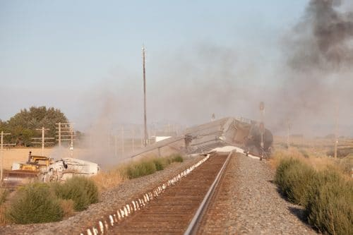 A New Campaign is Launched to Reduce the Number of Train Accidents in the United States