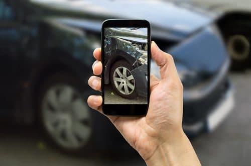 Learn How to Take Pictures for Evidence After Your Car Accident